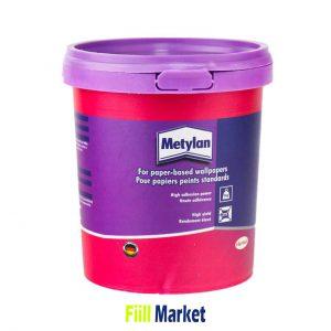 چسب کاغذ دیواری متیلان وزن 400 گرم کد 1123
