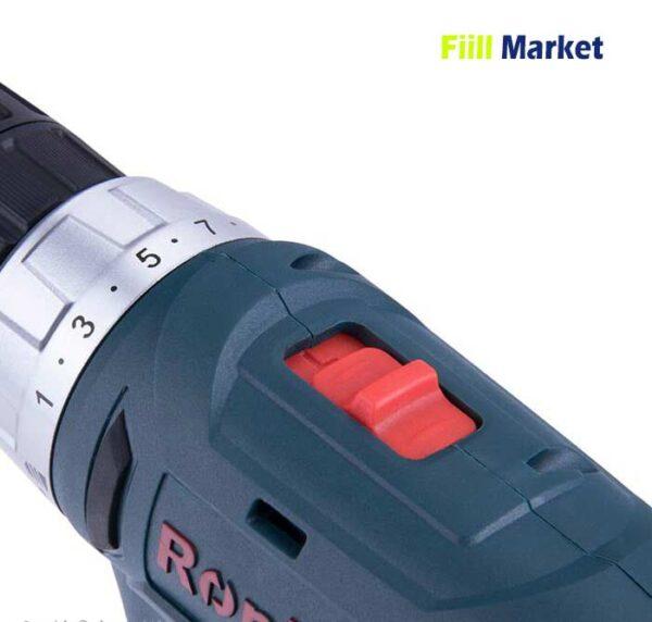 دریل پیچ گوشتی شارژی 12 ولت مدل 8012C