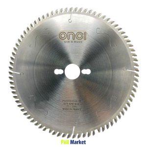 تیغ اره الماسه انسی MDF 250*80 مدل LHS086889-0