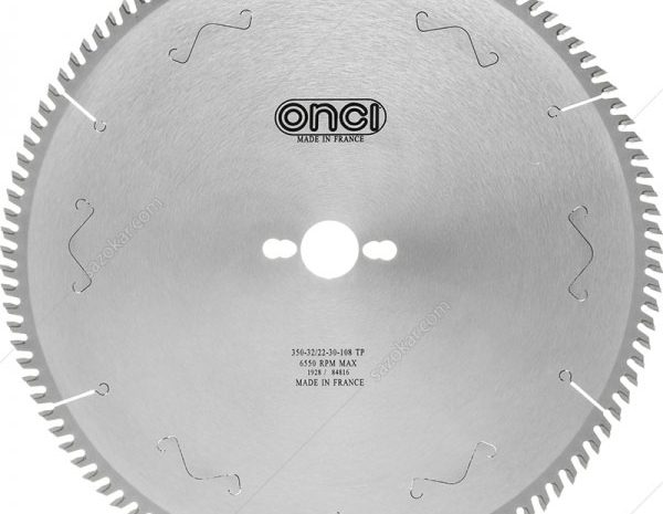 تیغ اره الماسه انسی MDF 350*108 مدل LHS086893-0